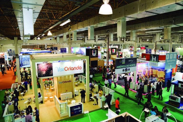 São Paulo sedia o maior evento de turismo da América Latina, a WTM