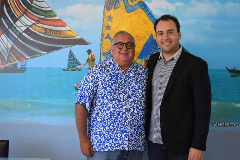 Turismo discute parceria para expansão no mercado italiano