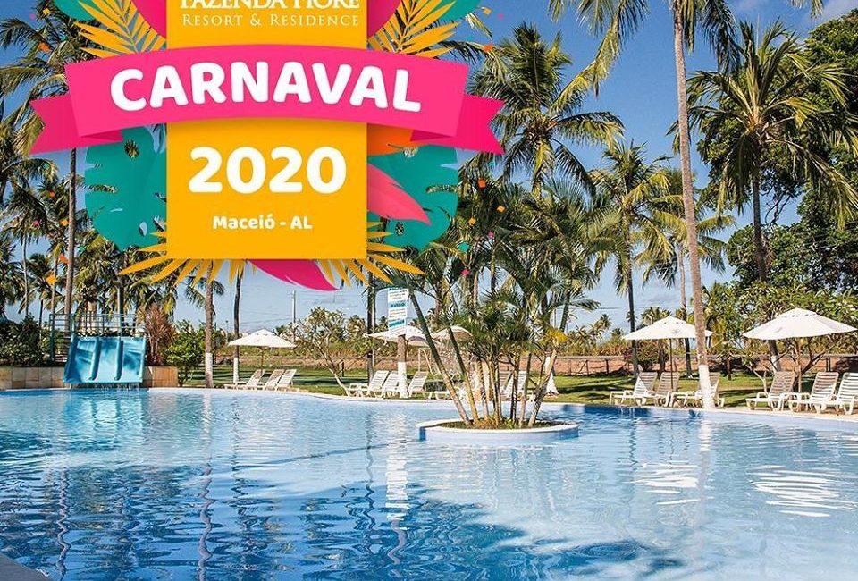 5 motivos para passar o Carnaval no Resort Fazenda Fiore